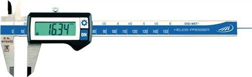 Helios Preisser Taschenmessschieber digital 150mm