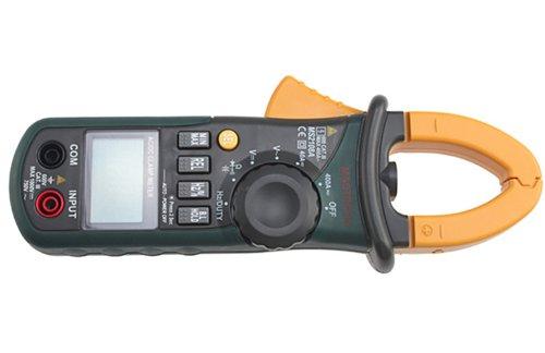 Mastech MS2108A Digitale Multimeter Zangen Frequenz, max. / Min.Value Mess Halten Beleuchtung Lampe Tragetasche …